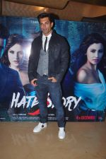 Karan Singh Grover at Trailer launch of film Hate Story 3 on 16th Oct 2015 (7)_562370e3075ca.JPG