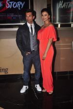 Karan Singh Grover, Daisy Shah at Trailer launch of film Hate Story 3 on 16th Oct 2015 (17)_562370e61122c.JPG