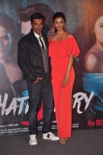 Karan Singh Grover, Daisy Shah at Trailer launch of film Hate Story 3 on 16th Oct 2015 (43)_562370eac8e9f.JPG