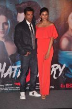Karan Singh Grover, Daisy Shah at Trailer launch of film Hate Story 3 on 16th Oct 2015