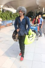 Makarand Deshpande snapped at airport on 17th Oct 2015