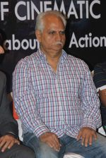 Ramesh Sippy at the Inauguration of Film Academy of Cinematic Excellence on 16th Oct 2015