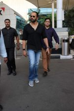 Rohit Shetty snapped at airport on 16th Oct 2015