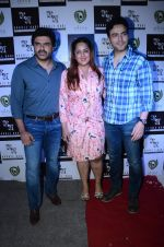 Sameer Soni at Rouble Nagi exhibition on 17th Oct 2015