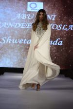 Shweta Nanda at abu jani charity show on 16th Oct 2015