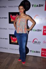 Sucheta Sharma at Glam icon launch on 17th Oct 2015