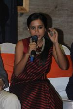 Tilitoma Shome at the Inauguration of Film Academy of Cinematic Excellence on 16th Oct 2015