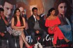 Zarine Khan, Karan Singh Grover, Daisy Shah at Trailer launch of film Hate Story 3 on 16th Oct 2015 (30)_562370759af1e.JPG