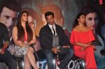 Zarine Khan, Karan Singh Grover, Daisy Shah at Trailer launch of film Hate Story 3 on 16th Oct 2015