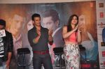 Zarine Khan, Sharman Joshi at Trailer launch of film Hate Story 3 on 16th Oct 2015