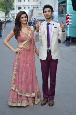 Karishma Tanna at Life OK Prem Ki Diwali Shoot in Mumbai on 19th Oct 2015 (104)_5625f46415def.JPG
