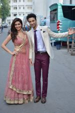 Karishma Tanna at Life OK Prem Ki Diwali Shoot in Mumbai on 19th Oct 2015 (105)_5625f46d019dd.JPG