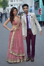 Karishma Tanna at Life OK Prem Ki Diwali Shoot in Mumbai on 19th Oct 2015 (106)_5625f477b49f3.JPG