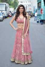 Karishma Tanna at Life OK Prem Ki Diwali Shoot in Mumbai on 19th Oct 2015 (94)_5625f40b0869c.JPG