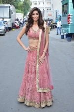 Karishma Tanna at Life OK Prem Ki Diwali Shoot in Mumbai on 19th Oct 2015