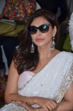 Lisa Ray at Life OK Prem Ki Diwali Shoot in Mumbai on 19th Oct 2015