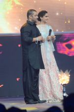 Salman Khan, Sonam Kapoor at Life OK Prem Ki Diwali Shoot in Mumbai on 19th Oct 2015