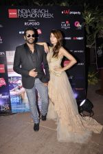 Anusha Dandekar, Rocky S at India Beach Fashion Week preview on 20th Oct 2015 (11)_562746f5d4a9f.JPG