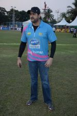 Armaan Kohli at Sunil Shetty_s Mumbai Heroes at Pitch Blue corporate match on 20th Oct 2015 (80)_562745de0ddf7.JPG