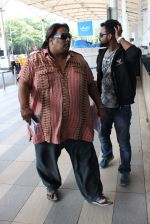 Ganesh Acharya snapped at airport on 20th Oct 2015