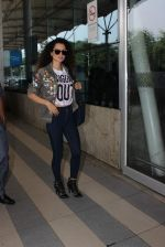 Kangana Ranaut snapped at airport on 20th Oct 2015