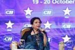 Sharmila Tagore at CII meet in Delhi on 20th Oct 2015 (30)_5627422a91d9a.jpg