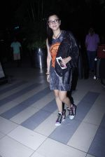 Shruti Haasan snapped at airport on 20th Oct 2015 (1)_56274527e6b0d.JPG