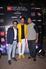 Wendell Rodericks at India Beach Fashion Week preview on 20th Oct 2015