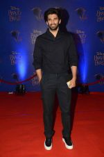 Aditya Roy Kapoor at Beauty and the Beast red carpet in Mumbai on 21st Oct 2015