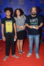 Amole Gupte at Beauty and the Beast red carpet in Mumbai on 21st Oct 2015