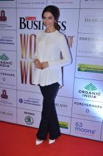 Deepika Padukone at Business Women of the year Award on 21st Oct 2015