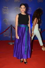 Dia Mirza at Beauty and the Beast red carpet in Mumbai on 21st Oct 2015
