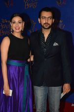 Dia Mirza, Sahil Sangha at Beauty and the Beast red carpet in Mumbai on 21st Oct 2015 (269)_5628c6aca85dc.JPG