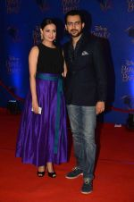 Dia Mirza, Sahil Sangha at Beauty and the Beast red carpet in Mumbai on 21st Oct 2015 (268)_5628c6a45d3dc.JPG