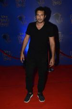 Homi Adajania at Beauty and the Beast red carpet in Mumbai on 21st Oct 2015