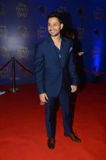 Kunal Khemu at Beauty and the Beast red carpet in Mumbai on 21st Oct 2015