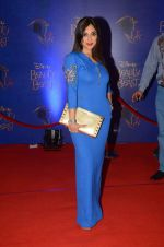 Lucky Morani at Beauty and the Beast red carpet in Mumbai on 21st Oct 2015
