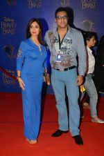 Lucky Morani, Mohammed Morani at Beauty and the Beast red carpet in Mumbai on 21st Oct 2015 (371)_5628c8099b35c.JPG