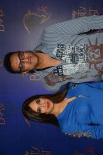 Lucky Morani, Mohammed Morani at Beauty and the Beast red carpet in Mumbai on 21st Oct 2015