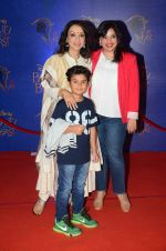 Madhurima Nigam at Beauty and the Beast red carpet in Mumbai on 21st Oct 2015