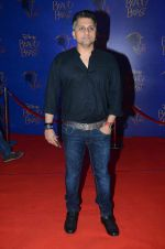Mohit Suri at Beauty and the Beast red carpet in Mumbai on 21st Oct 2015