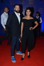 Pallavi Sharda at Beauty and the Beast red carpet in Mumbai on 21st Oct 2015