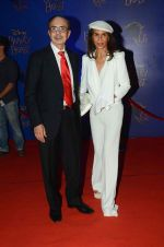 Parmeshwar Godrej, Adi Godrej at Beauty and the Beast red carpet in Mumbai on 21st Oct 2015 (285)_5628c8f3ca774.JPG