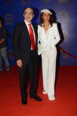 Parmeshwar Godrej, Adi Godrej at Beauty and the Beast red carpet in Mumbai on 21st Oct 2015 (286)_5628c8f6d97fc.JPG
