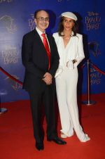 Parmeshwar Godrej, Adi Godrej at Beauty and the Beast red carpet in Mumbai on 21st Oct 2015 (287)_5628c8fc090f6.JPG