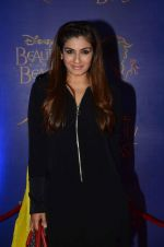 Raveena Tandon at Beauty and the Beast red carpet in Mumbai on 21st Oct 2015