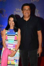 Ronnie Screwvala at Beauty and the Beast red carpet in Mumbai on 21st Oct 2015