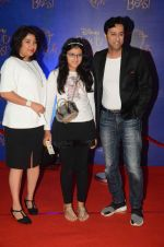 Salim Merchant at Beauty and the Beast red carpet in Mumbai on 21st Oct 2015