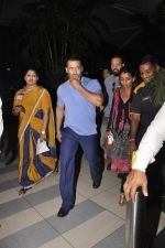 Salman Khan snapped at Airport on 21st Oct 2015