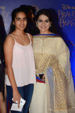 Shaina NC at Beauty and the Beast red carpet in Mumbai on 21st Oct 2015